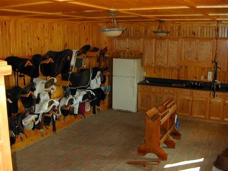 Black Forest Equestrian Center Inc 20 Stall Main Barn